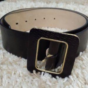 Oscar Leather Belt